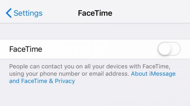 iPhone, iPad ve Mac'inizdeki FaceTime Nasıl Kapatılır?