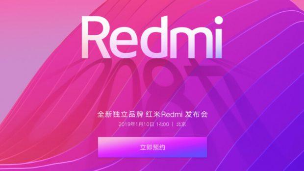 Redmi artık Xiaomi'nin Bütçe Dostu Android Telefon Markası
