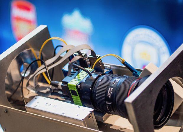 Intel'in Çok Açılı Kameraları Üç Premier Lig Stadyumunda Kullanılacak