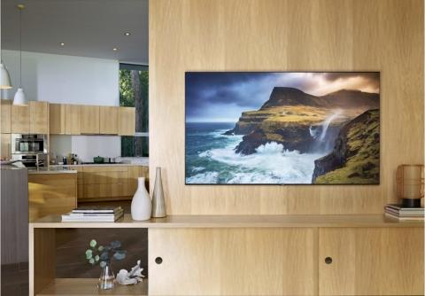 Samsung 2019 QLED TV iTunes Desteği, Apple TV'ye Gerek Kalmıyor