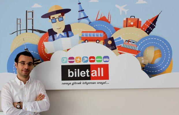 Biletall CEO Yasar CELIK - iOS'çular Uçak Bileti, Android'çiler Otobüs Bileti Alıyor!