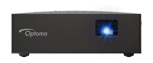 Kablosuz Pilli Cep LED Projektörü, Optoma LV 130