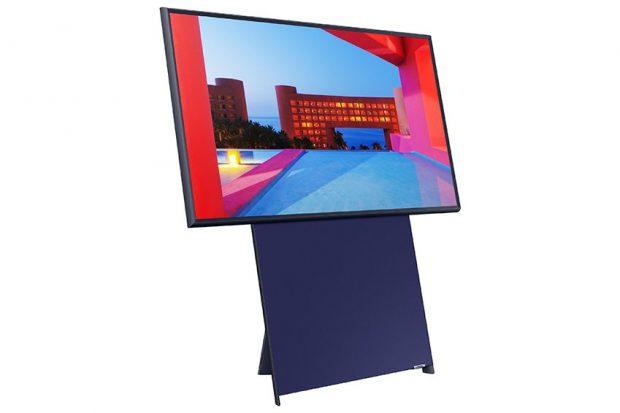 Samsung The Sero Dikey TV, yeni kuşağın bunu istediğini düşünüyor