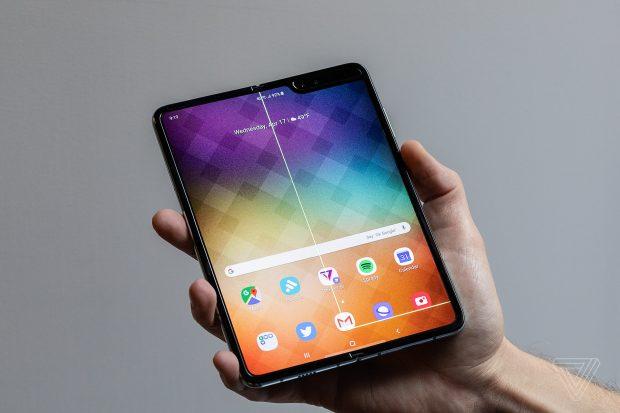 Samsung Galaxy Fold Lansmanı Ertelendi