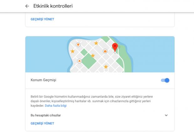 Google Otomatik Silme Kontrolleri Özelliğini Duyurdu?