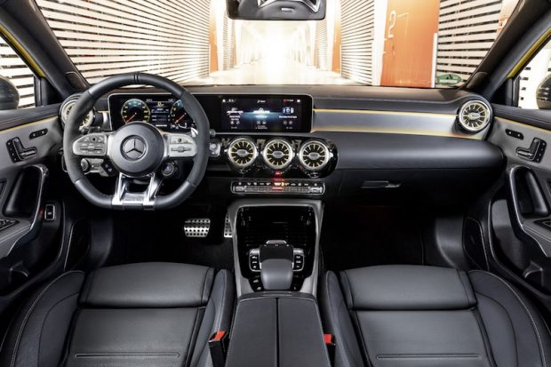 Yeni Mercedes-AMG A 35 4MATIC Türkiye'de