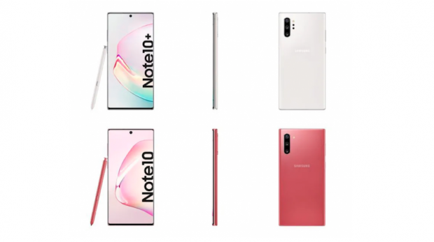 Samsung Galaxy Note 10 ile Cebinizde Profesyonel bir Stüdyo Olacak