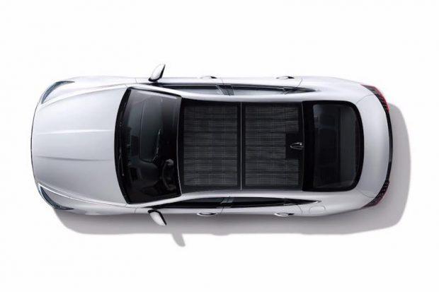 Solar Çatılı Hyundai Sonata Hiybrid