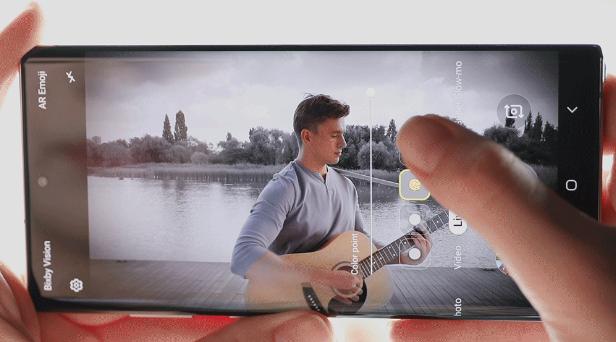 Karşınızda yeni Galaxy Note 10 ve Galaxy Note 10 PLUS