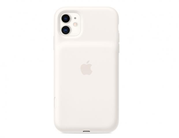 iPhone 11 Akıllı Batarya Kılıfları Özel Bir Kamera Düğmesi İçeriyor