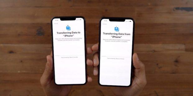 Eski iPhone'dan iPhone 12'ye verileri hızlı aktarmak!