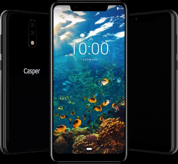 Yapay Zeka Harikası Akıllı Telefon:Casper VIA P3