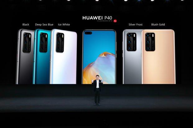Huawei P40 Serisi, Süper Kamera ile Yüksek Tanımlı Fotoğraflar
