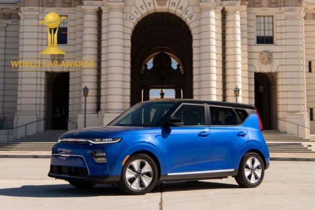 "KIA Telluride dünyada ""Yılın Otomobili"" seçildi"