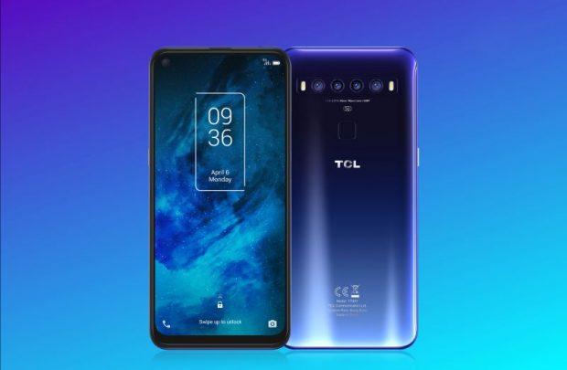 TCL 10 Serisi: TCL 10 5G