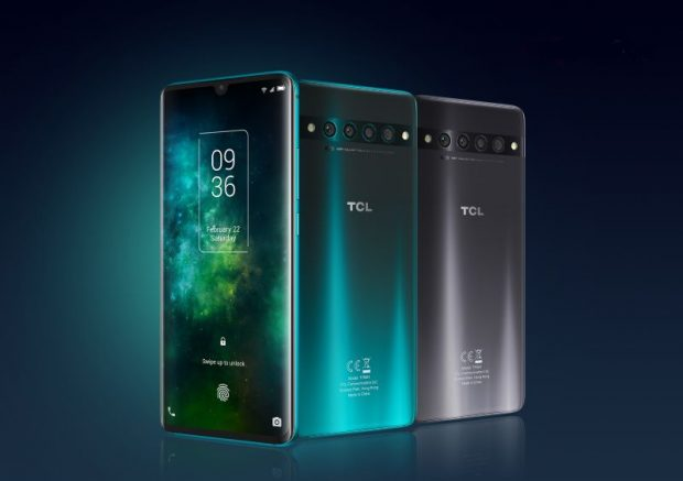 TCL 10 Serisi: TCL 10 Pro