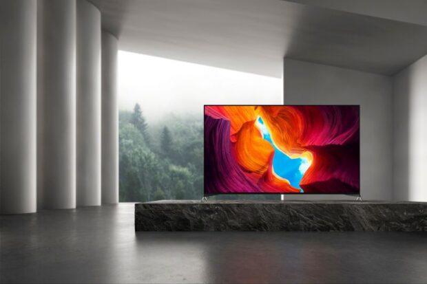 Sony XH95 4K HDR Full Array LED TV