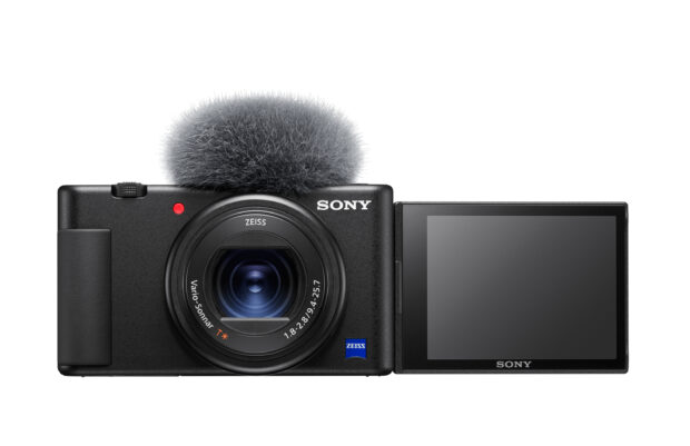ZV-1 Video Blog Fotoğraf Makinesi, Hafif, Kompakt ve Hepsi Bir Arada!