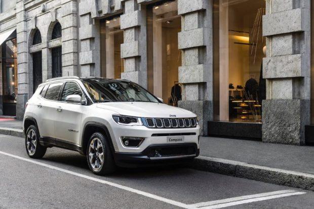 160 adet 2020 Model Jeep Compass Türkiye'de Satışa Sunuldu