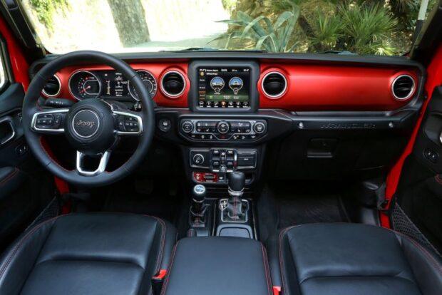 Yeni Jeep Wrangler Rubicon