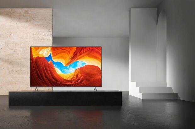 Sony'nin yeni XH90 4K HDR Full Array LED TV'si satışa sunuldu