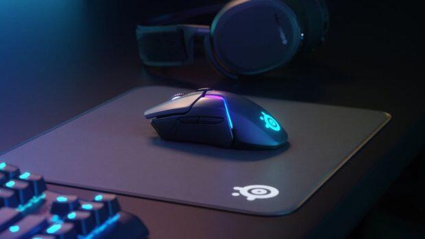 SteelSeries kablosuz oyun mouse'u Rival 650 ile zafere doğru