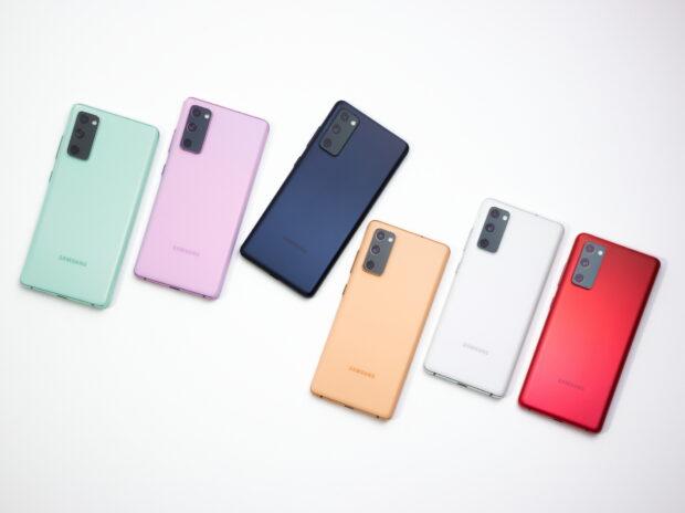 Samsung Galaxy S20 FE resmen tanıtıldı! İşte fiyatı ve özellikleri…