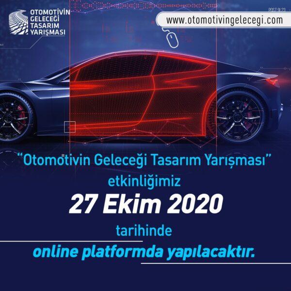 Otomotivin Geleceği Tasarım Yarışması