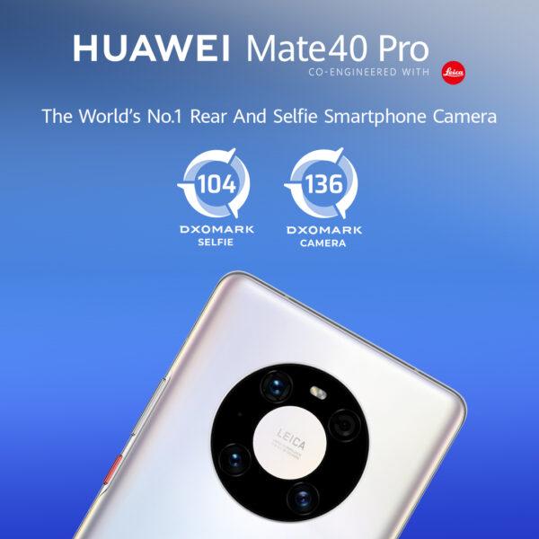 DxOMark: Huawei Mate 40 Pro en iyi mobil kameraya sahip