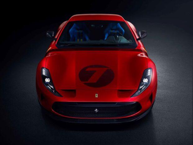 Ferrari, kişiye özel ve bir adet ürettiği modeli Omologata 'yı tanıttı.