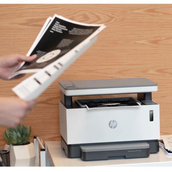 Yenilenen HP Neverstop Laser ürünlerinin önemli özellikleri: