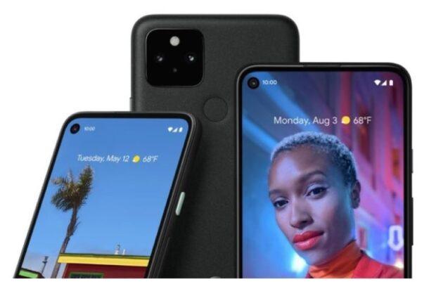 Google Pixel 5 UltraWide Kamera ve 5G Özelliklere Sahip