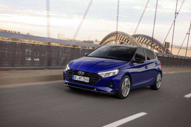 Yeni Hyundai i20 şimdi daha çekici ve daha modern