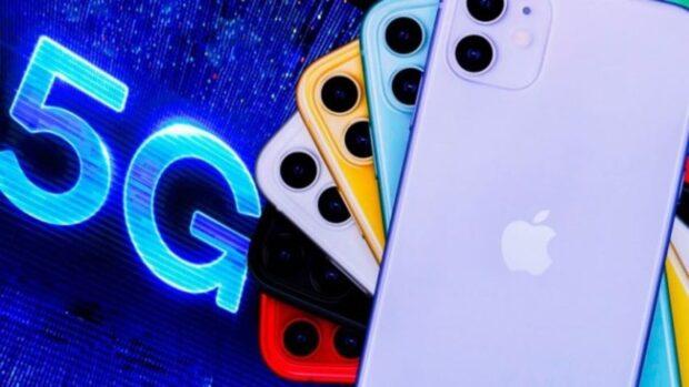 5G, iPhone 12'nin pilini yüzde 20 daha hızlı tüketiyor