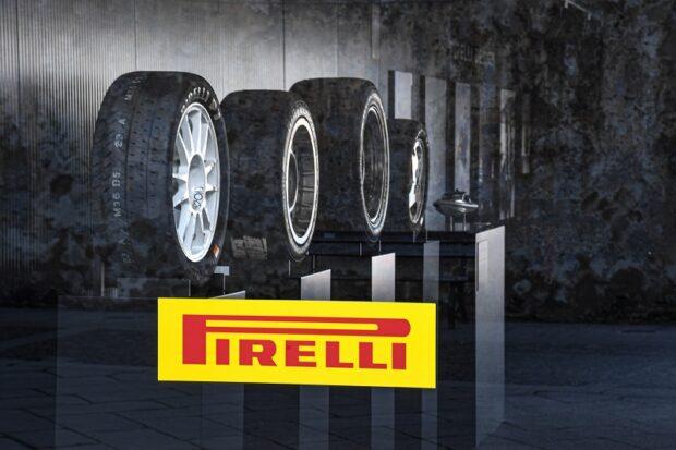 Pirelli, Türkiye'de üretilen 2021 Ralli Şampiyonası Lastiklerini Tanitti