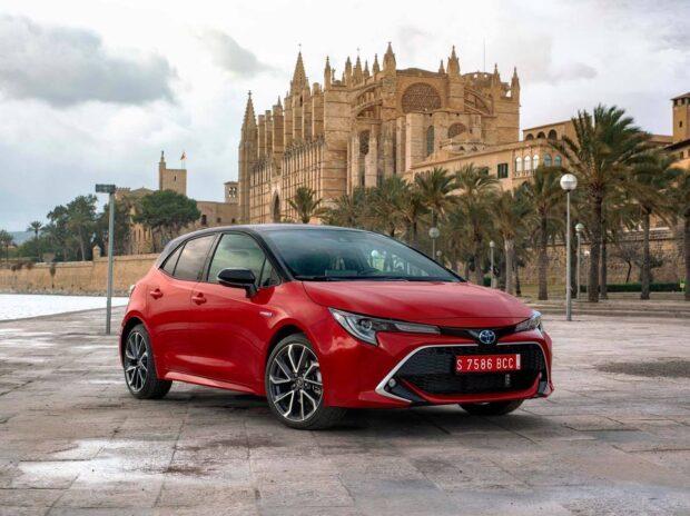 Toyota'nın Hibrit Araç Satışları