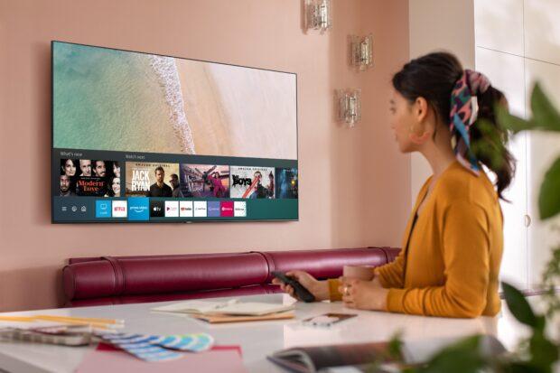 Samsung Q60T QLED 4K UHD Smart TV