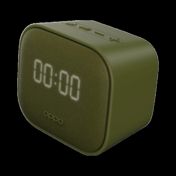 Yeşil ve pembe renkleriyle dikkat çeken OPPO Bluetooth Hoparlör Türkiye'de KDV dahil 349 TL tavsiye edilen satış fiyatıyla tüketiciye sunuluyor.