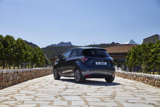 Yüzde 100 Elektrikli Yeni Renault Zoe Türkiye'de