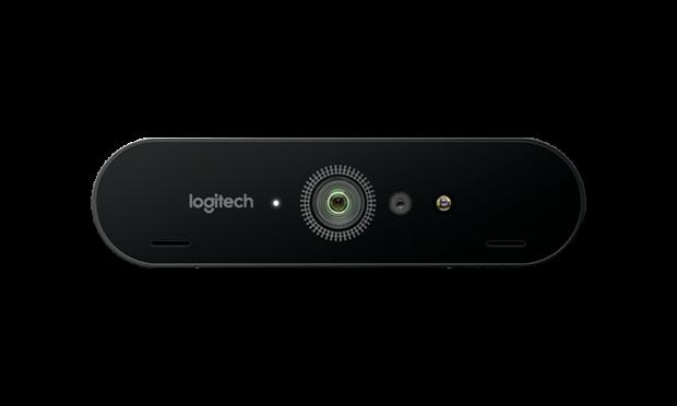 Logitech BRIO 4K Stream Edition web kamerası