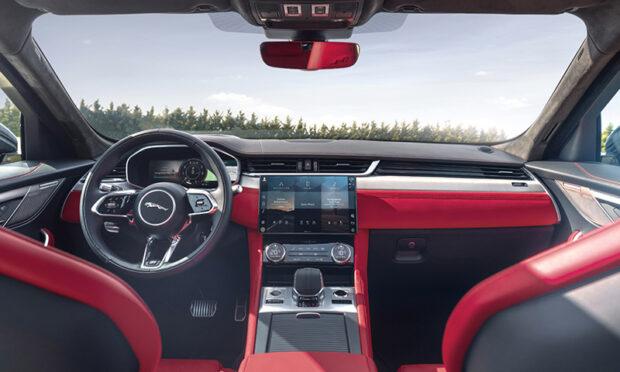 Yeni Jaguar F-PACE