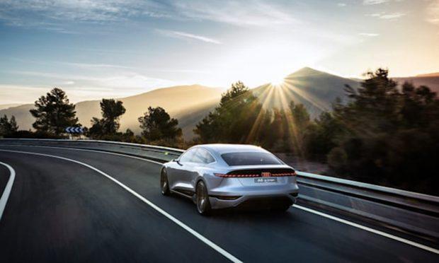 Audi A6 e-tron konseptini Auto Shangai 2021 öncesi tanıttı!
