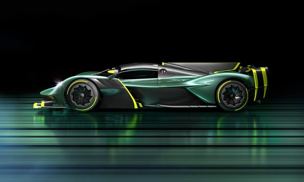 Aston Martin VALKYRIE AMR PRO Le Mans