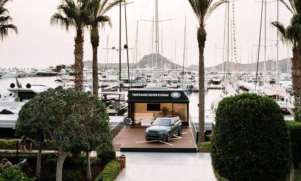 Range Rover Evoque Bodrum Yalıkavak Marina