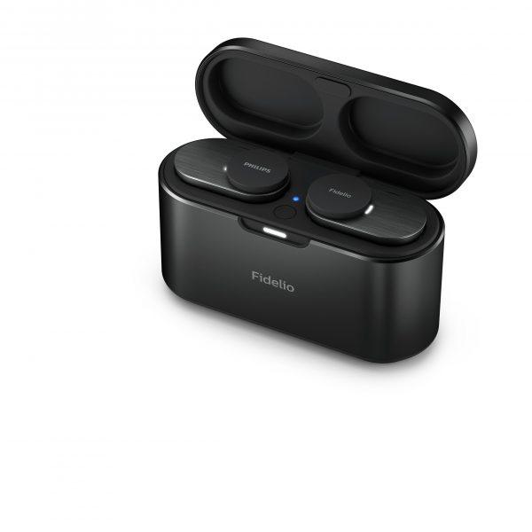 Yeni Philips Fidelio T1 TWS, iki-yönlü akustik tasarım!