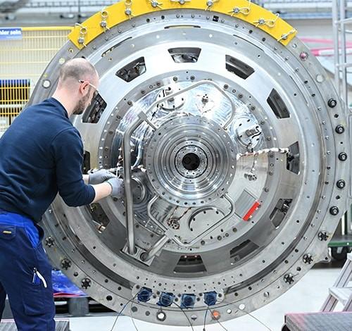Rolls-Royce UltraFan Güç Çekiş Sistemi